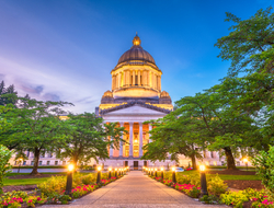 Olympia, Washington capital building