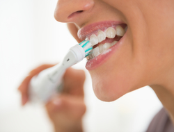 Brushing teeth toothbrush oral health dentist
