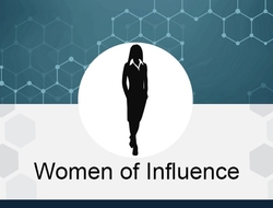 Opening slide for Women of Influence FierceHealthcare
