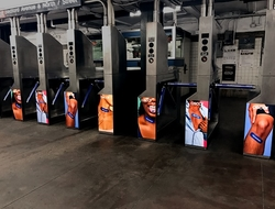 Oscar Health subway campaign