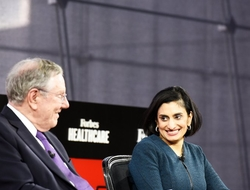 Seema Verma interviewed by Steve Forbes at Forbes Healthcare Summit