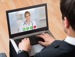 Telehealth consultation