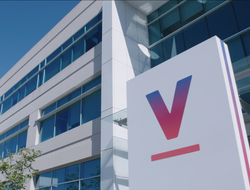exterior shot of the headquarters office of Verily Life Sciences