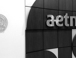 Aetna sign