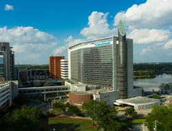 AdventHealth hospital campus in Orlando