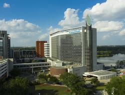 AdventHealth hospital campus in Orlando