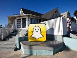 Snapchat headquarters in Venice, CA.