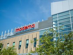 Moderna manufacturing site