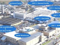 Aspen Pharmacare Port Elizabeth site
