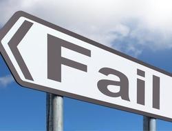Fail sign