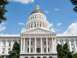 California State Senate building