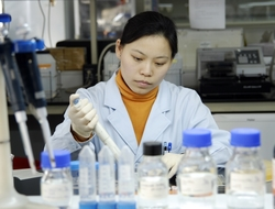 Novo Nordisk scientist in China
