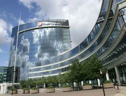 GlaxoSmithKline GSK House in Brentford, UK
