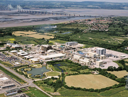 AstraZeneca Avalon, UK plant