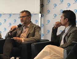 Rich Levy and R. John Fidelino Cannes Lions Health 2018