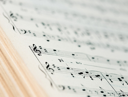 Music Notes - ClaudioVentrella/iStock/Getty Images Plus/Getty Images