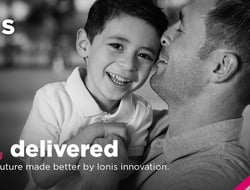 Ionis Pharma Twitter Image for Brand Launch