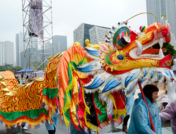 Guangzhou New Year's celebration