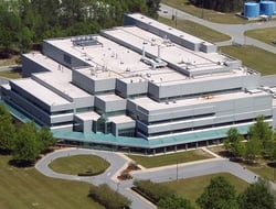 Thermo Fisher Scientific Greenville, NC site