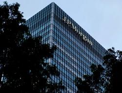JP Morgan building