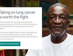 Merck Taking on Lung Cancer