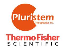 ThermoFisher Pluristem Logos