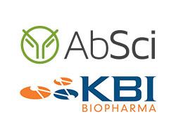AbSci & KBI Biopharma Logos