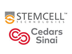 STEMCELL and Cedars-Sinai Logos