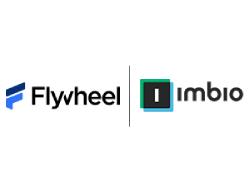 Flywheel & Imbio Logo