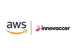 Innovaccer & AWS Logos