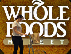 Whole Foods shopper