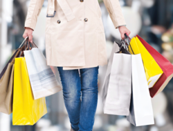 Holiday retail shopping
