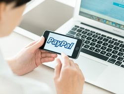 HKTVmall customers will be able to use PayPal to pay for their purchases (image pressureUA / iStockPhoto)