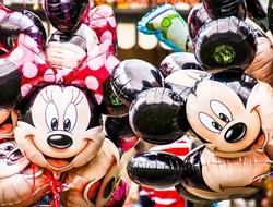 Disney balloons