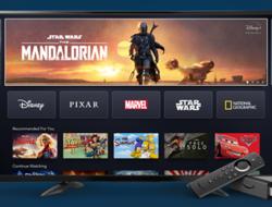 Amazon Fire TV Disney+