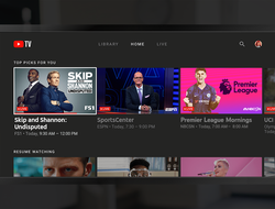 Amazon YouTube TV