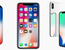 Apple, iPhone X, 3D sensors