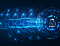 The global security market grew 10% in 2017 to US$31b (Image fotomay / iStockPhoto)