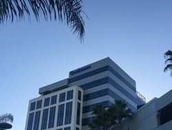 Qualcomm building in San Diego (Mike Dano/FierceWireless)