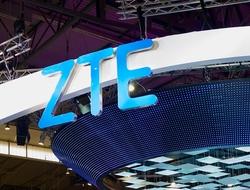 ZTE sign