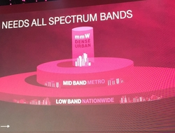 T-Mobile 5G bands (Mike Dano/FierceWireless)