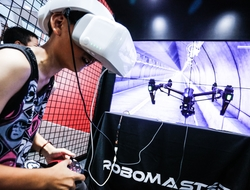 DJI is using Hong Kong Sevens 2018 to showcase its drone technology and hold a public e-sports competition (Image DJI)