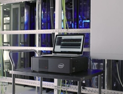 Intel Ericsson demo