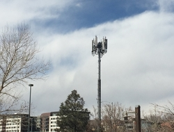 macro cell wireless tower (Mike Dano / FierceWireless)