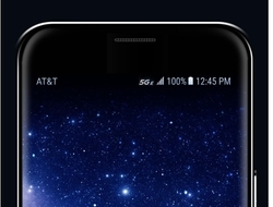 AT&T 5G E indicator (AT&T)