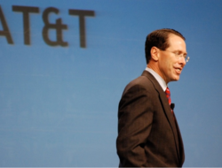 AT&T Randall Stephenson