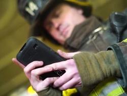 FirstNet firefighter mobile