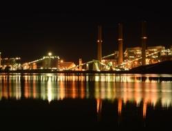 factory lights