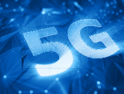 5G blue