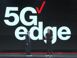 Verizon 5G edge AWS